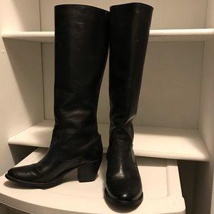 FRYE Women's Jackie Zip Tall Boots